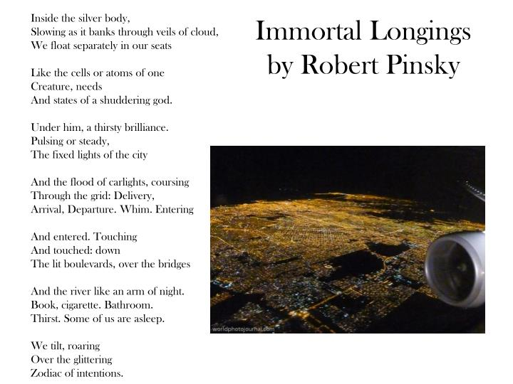 Immortal Longings