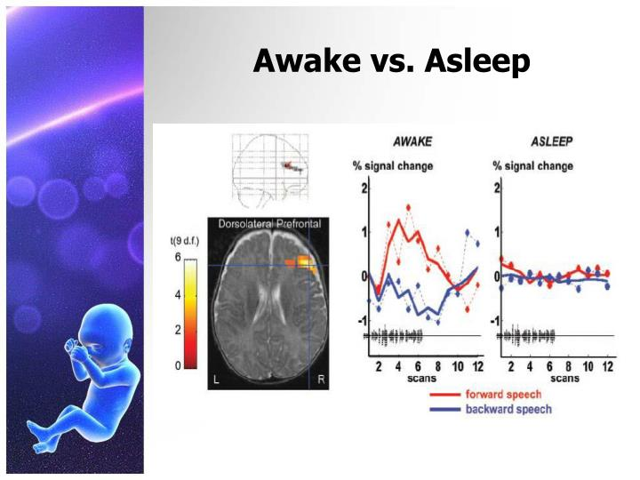 Awake vs. Asleep
