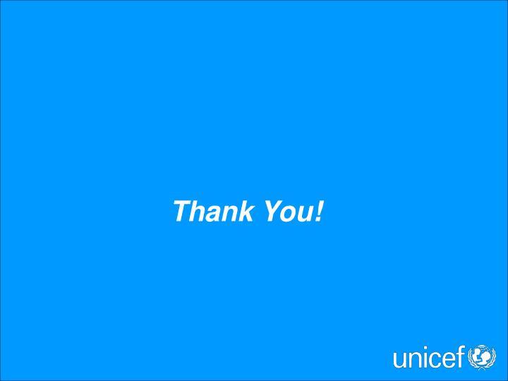 UNICEF VACCINES