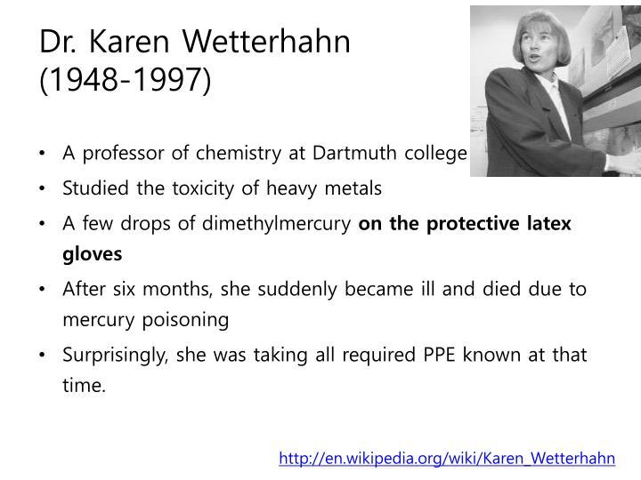 Dr. Karen