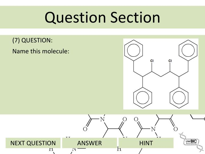 (7) QUESTION: