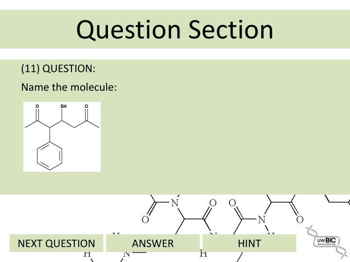 (11) QUESTION: