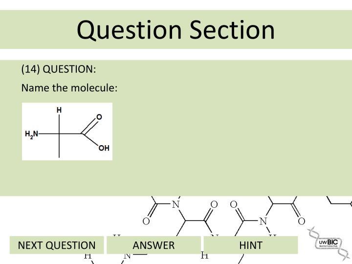 (14) QUESTION: