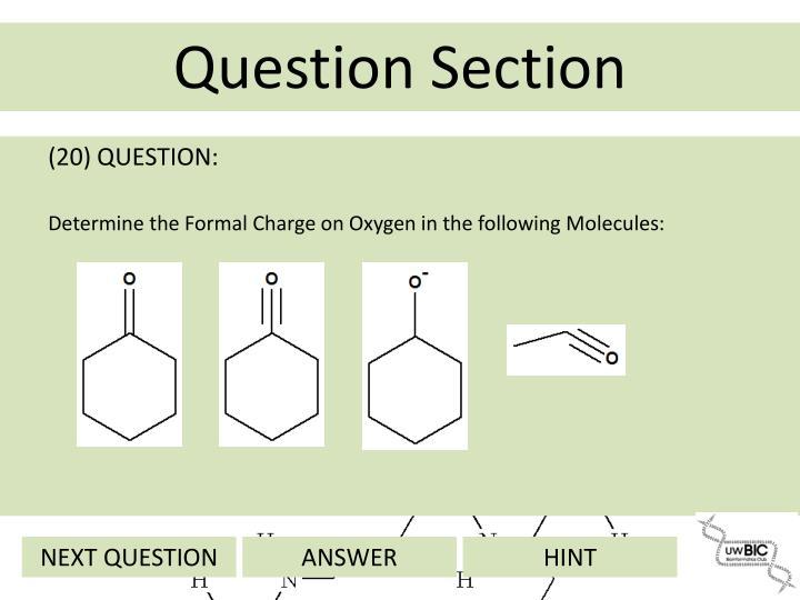 (20) QUESTION: