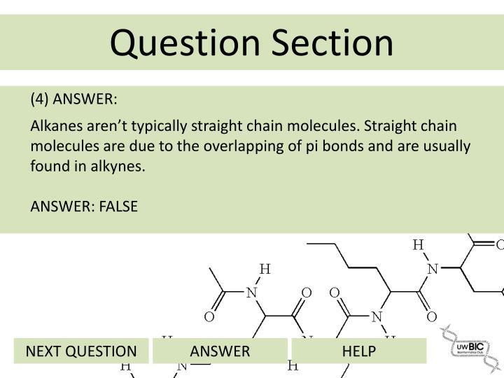 (4) ANSWER: