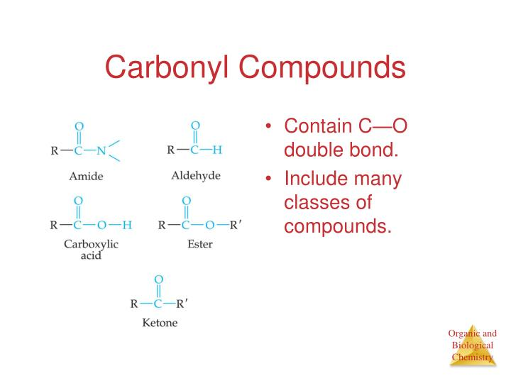 Carbonyl Compounds