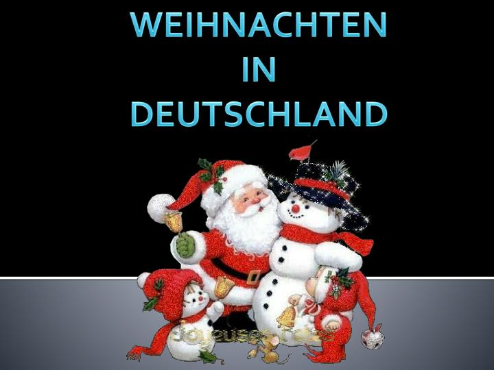ppt weihnachten in deutschland powerpoint presentation id 2068535. Black Bedroom Furniture Sets. Home Design Ideas