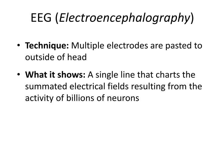 EEG (