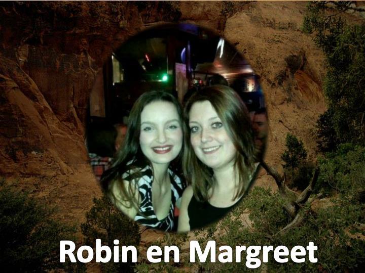 Robin en Margreet