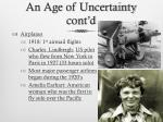 an age of uncertainty cont d5