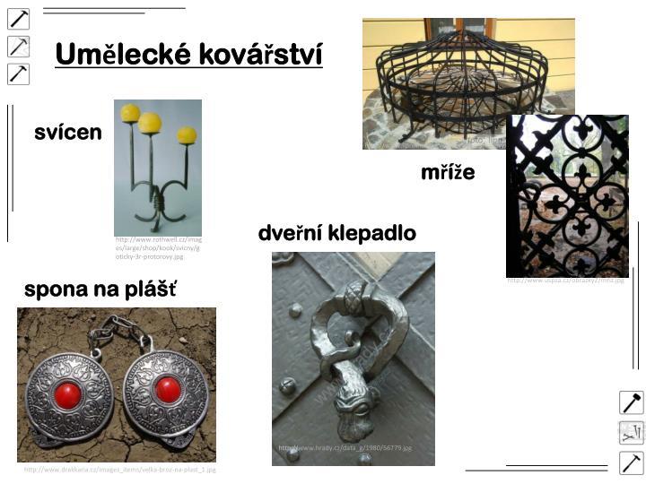 Umělecké kovářství