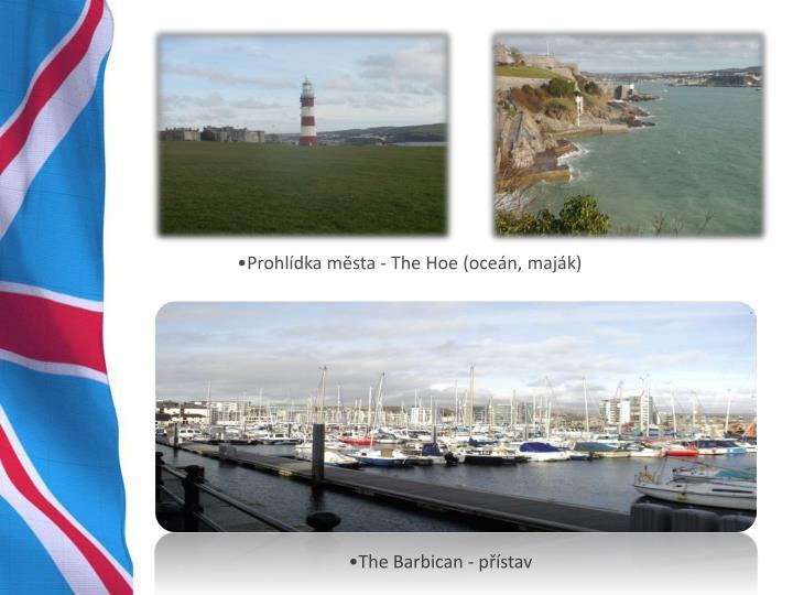 Prohlídka města -