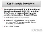 key strategic directions6