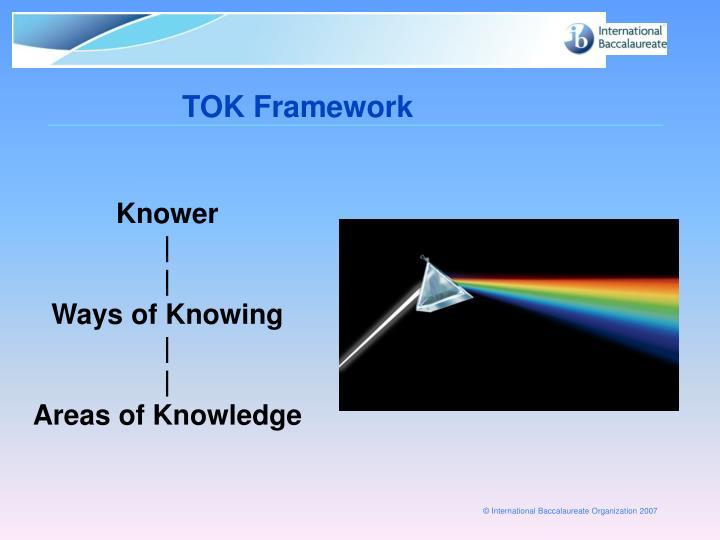 TOK Framework