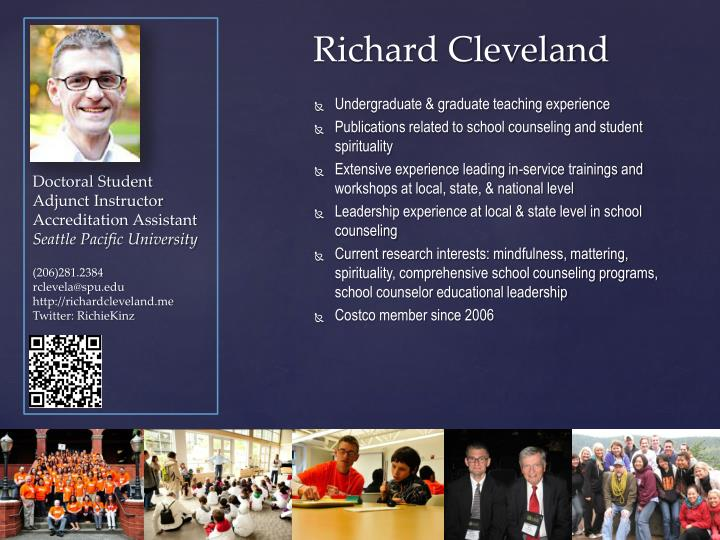 Undergraduate & graduate teaching experience
