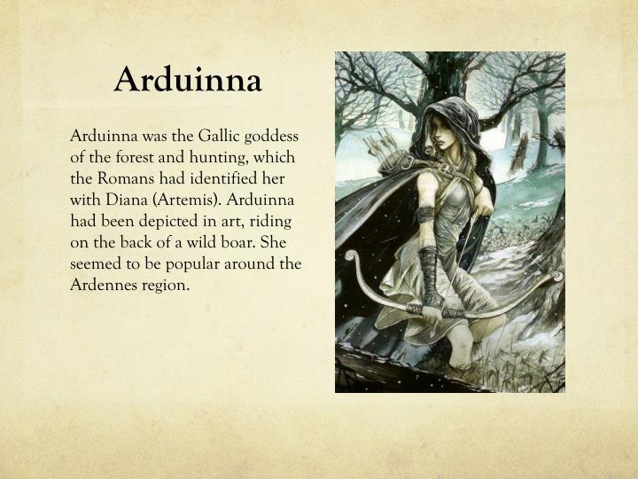 Arduinna