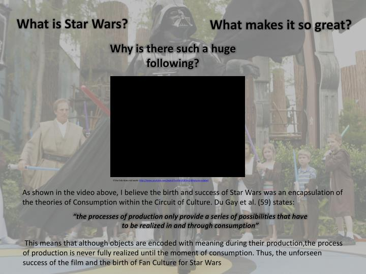 What is Star Wars?
