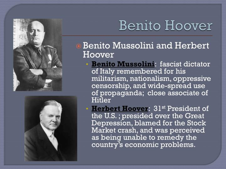 Benito Hoover