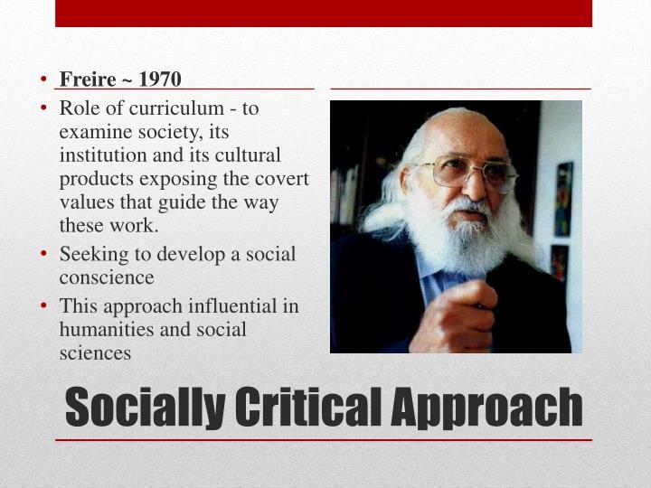 Freire ~ 1970