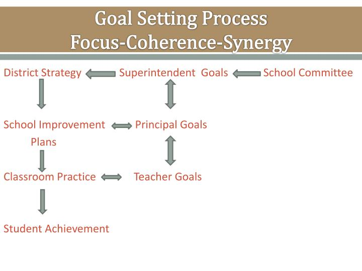 Goal Setting Process