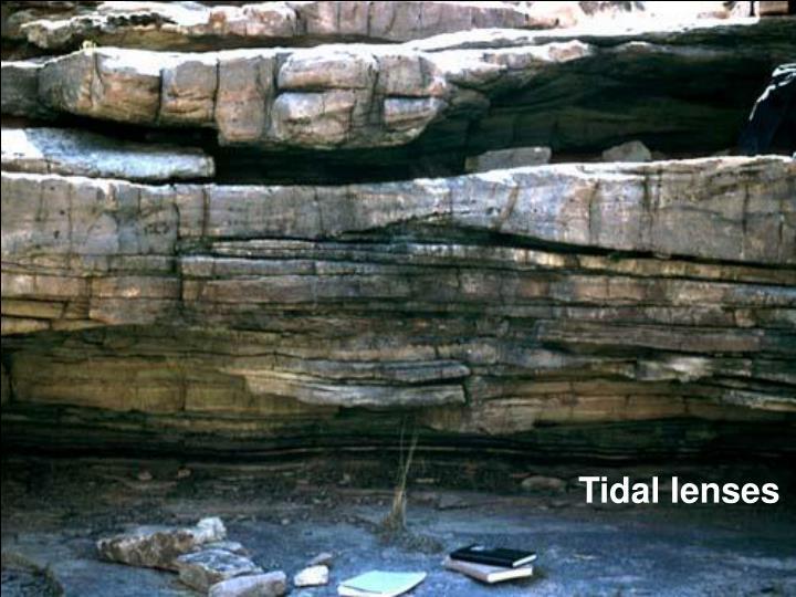 Tidal lenses