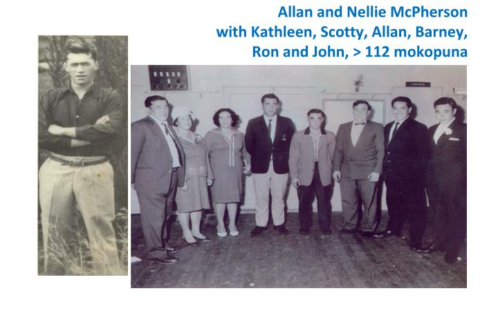 Allan and Nellie McPherson
