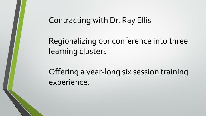 Contracting with Dr. Ray Ellis