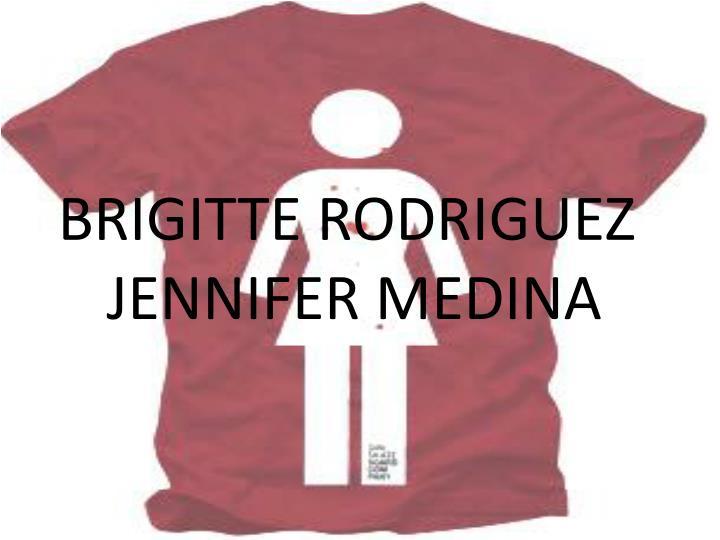 BRIGITTE RODRIGUEZ