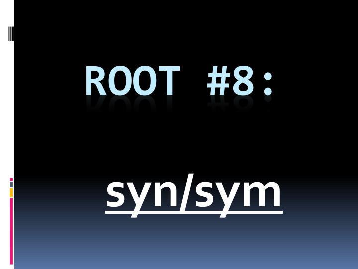 syn/sym
