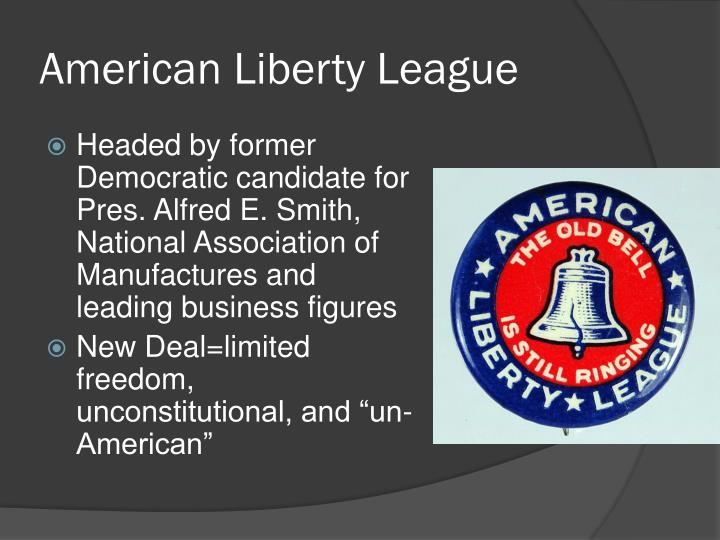 American Liberty League