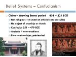 belief systems confucianism