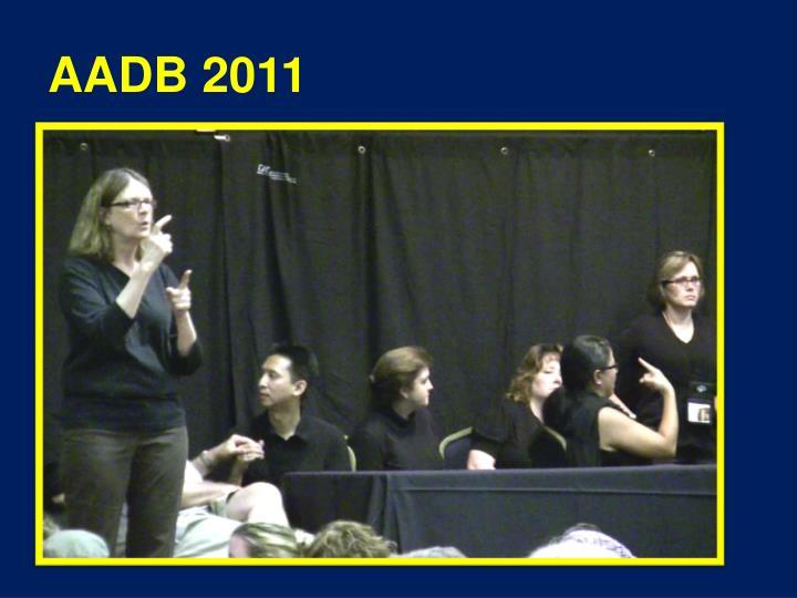 AADB 2011