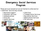 emergency social services program2