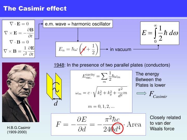 H.B.G.Casimir