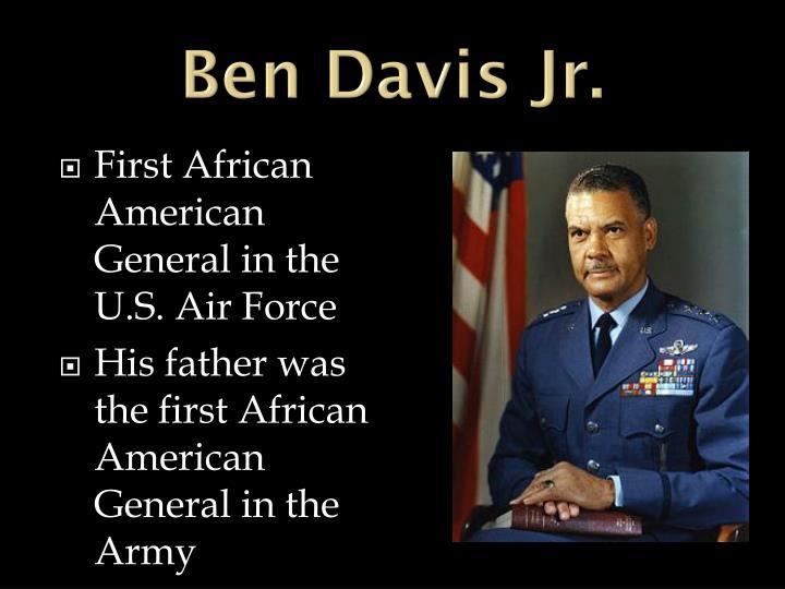 Ben Davis Jr.