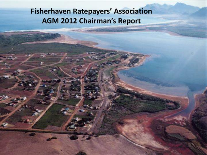 Fisherhaven Ratepayers' Association