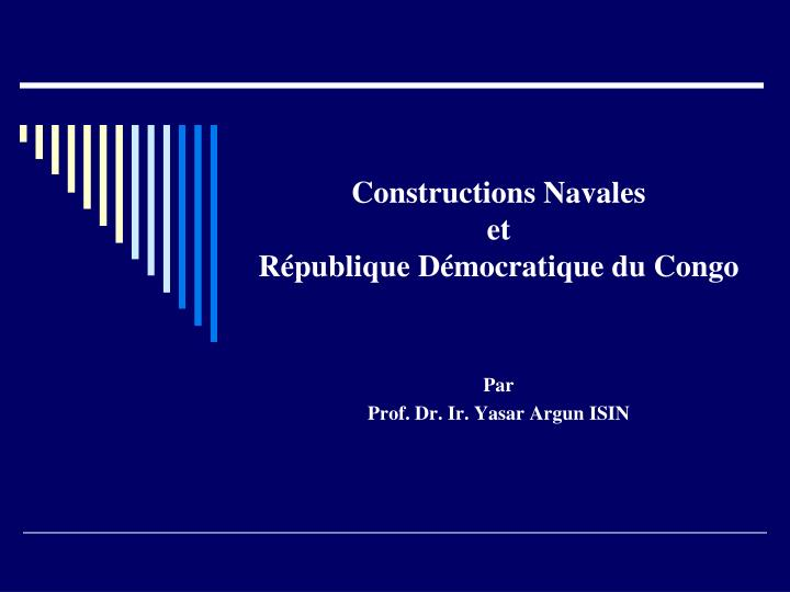 Constructions Navales