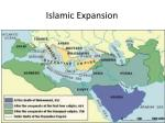 islamic expansion