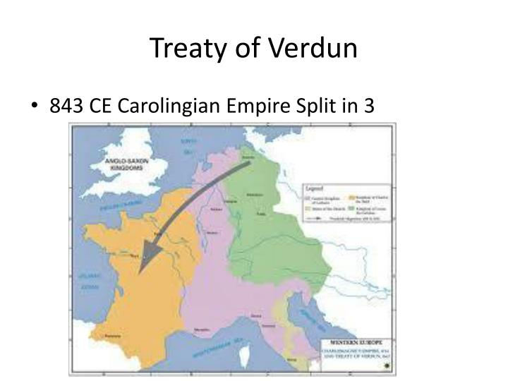 Treaty of Verdun
