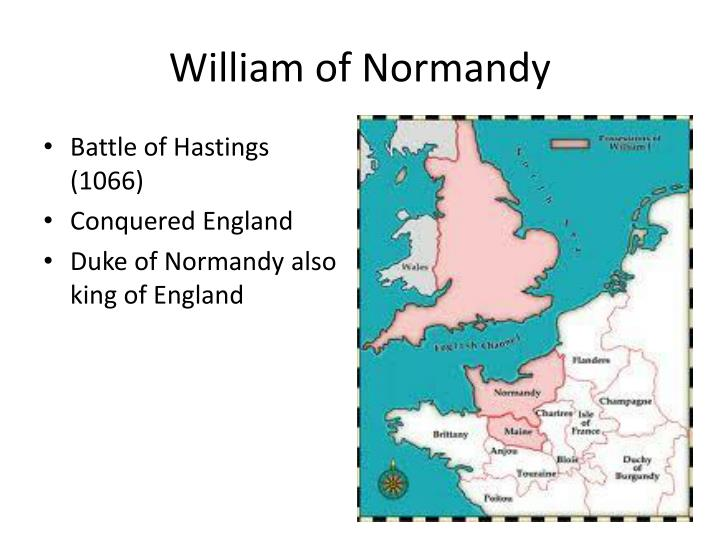 William of Normandy