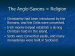 the anglo saxons religion1