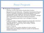 posse program1