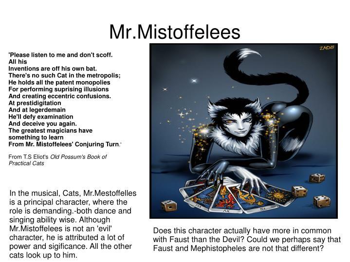 Mr.Mistoffelees