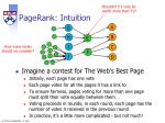 pagerank intuition