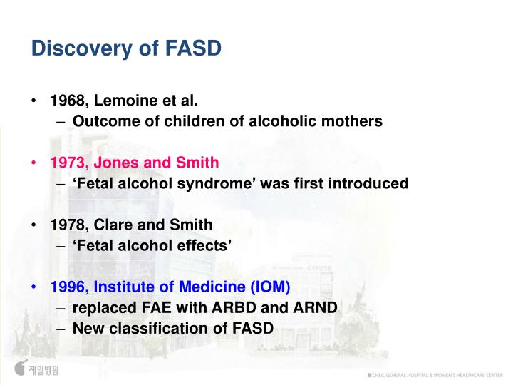 Discovery of fasd