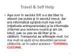 travel self help