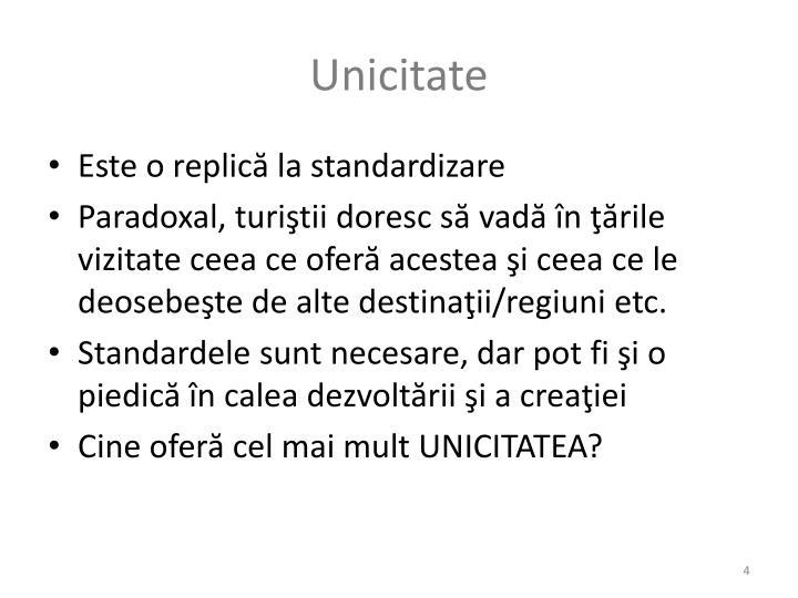 Unicitate