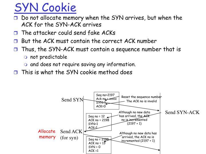 Send SYN-ACK