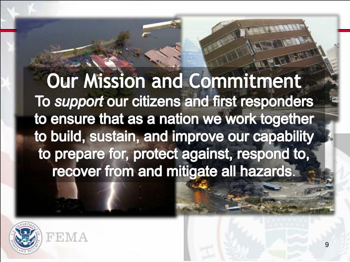 Our Mission and Commitment