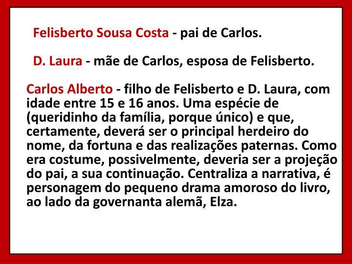 Felisberto Sousa Costa